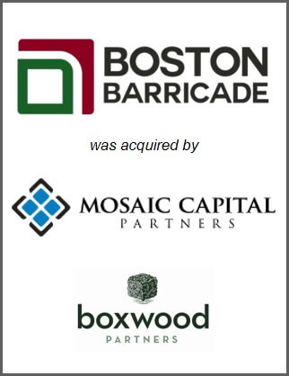 Boston Barricase Tombstone